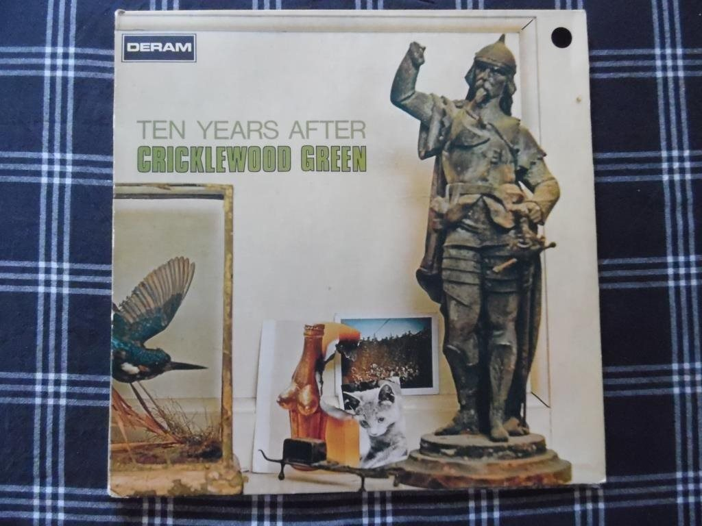 Ten Years After Cricklewood Green 352324818 ᐈ K 246 P P 229 Tradera