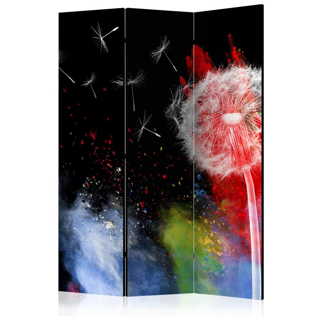 Rumsavdelare - Colourful Element Room Dividers 135x172