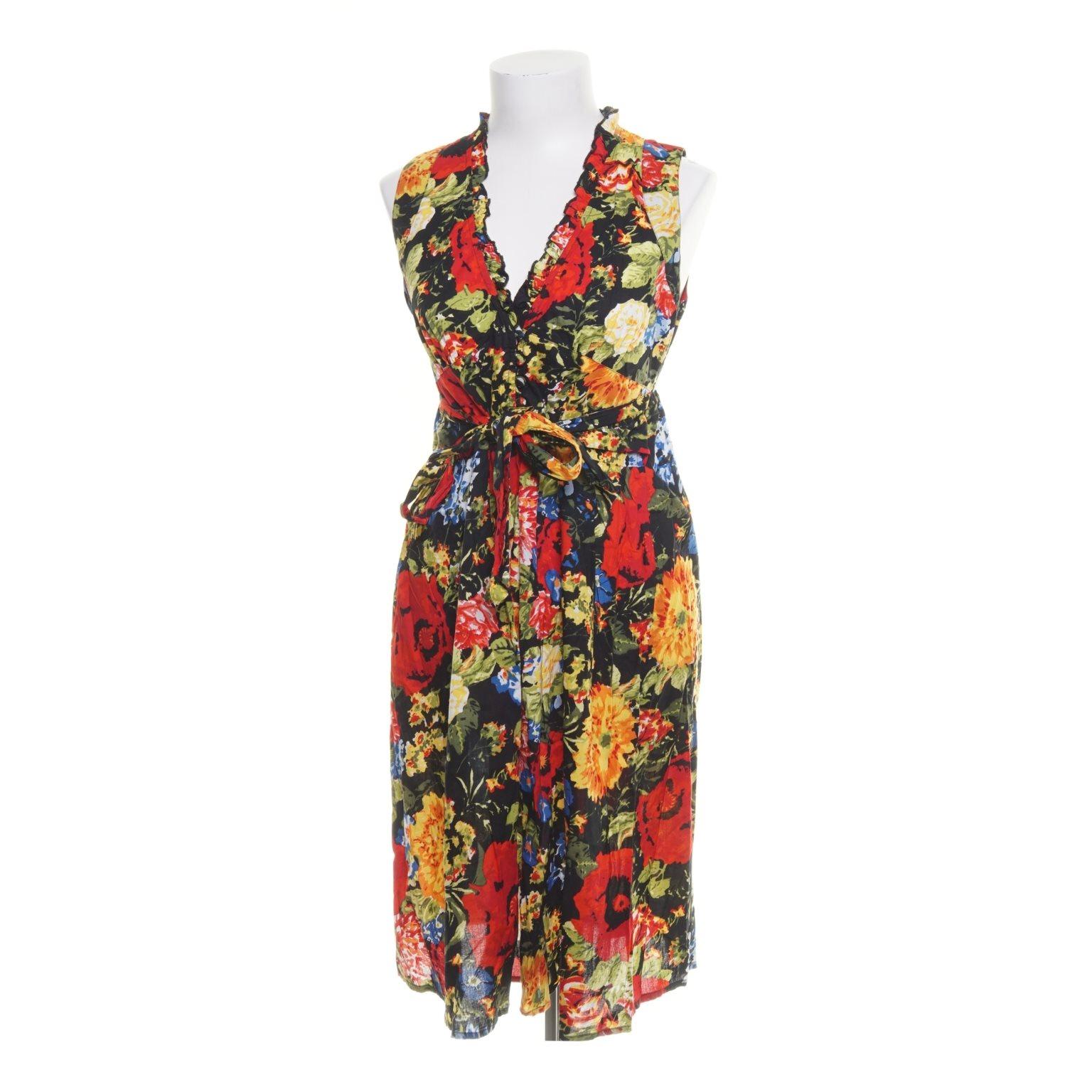 gul klänning lindex