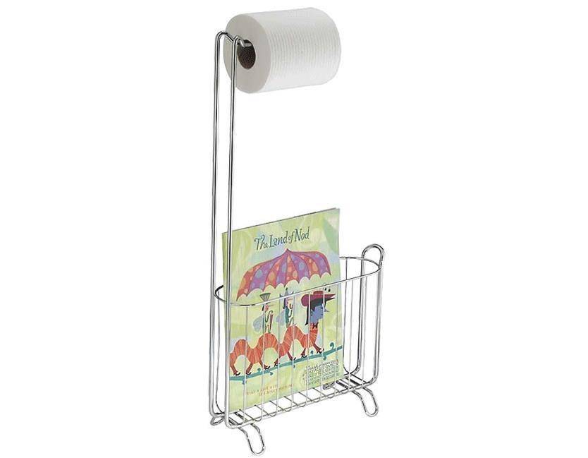 Toalettpappershållare golv
