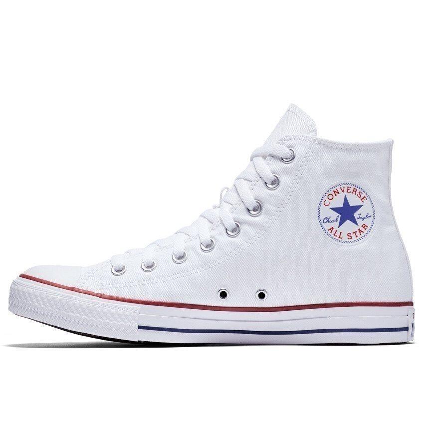 fe64e88b973 *REA* CONVERSE ALL STAR HIGH CHUCK TAYLOR SKOR SNEAKERS SKO SNEAKER VITA  VIT NYA ...