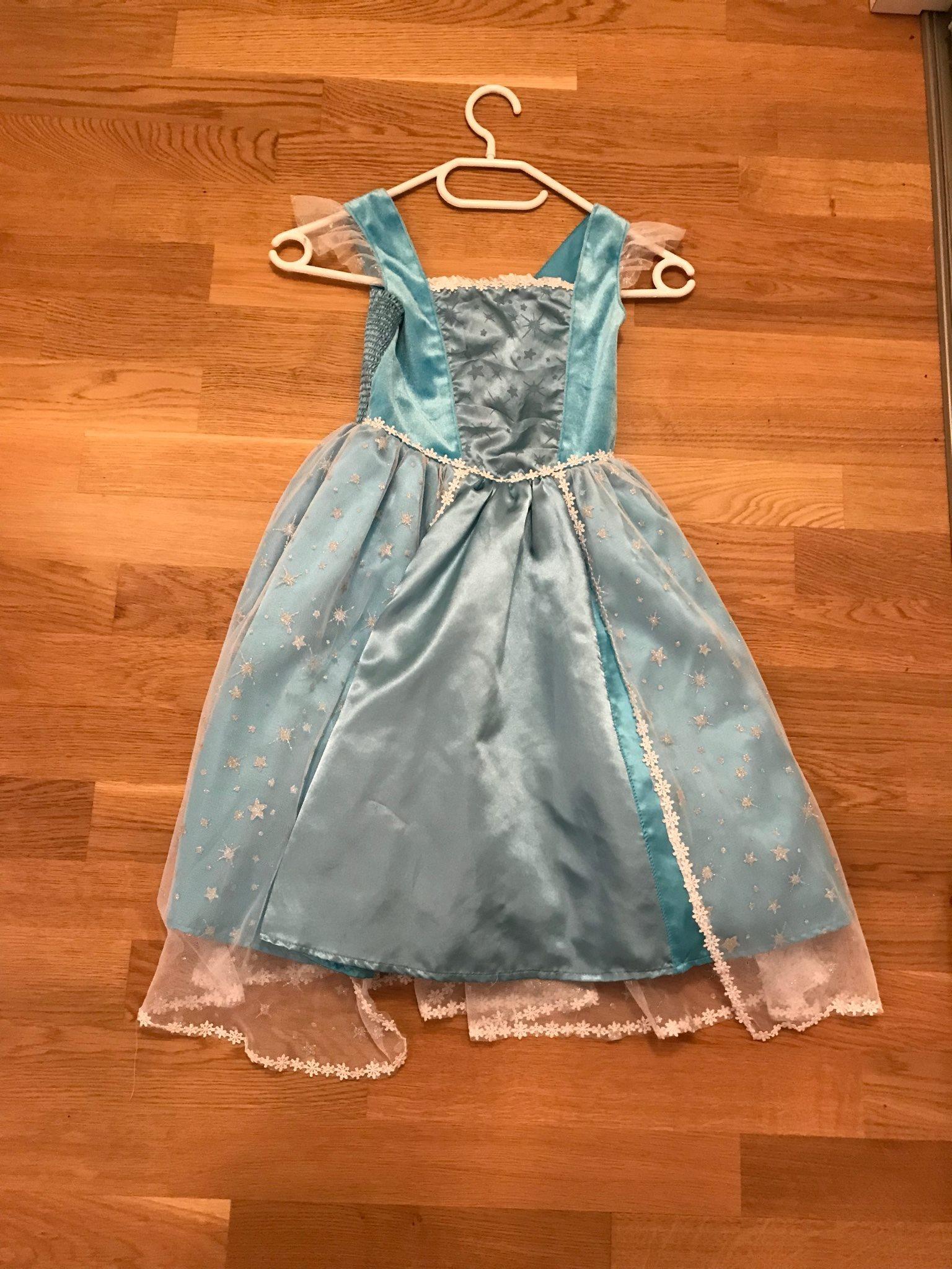 elsa klänning lindex
