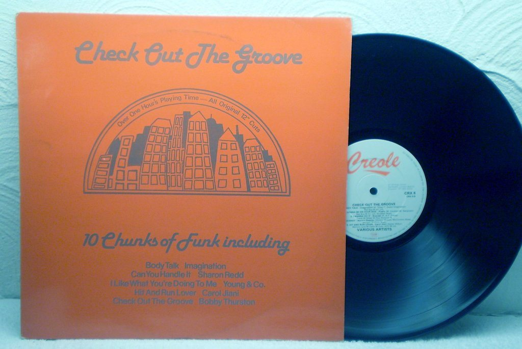 VARIOUS ARTISTS - CHECK OUT THE GROOVE