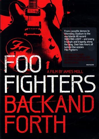 Foo Fighters - Back and forth-Ny inplastad