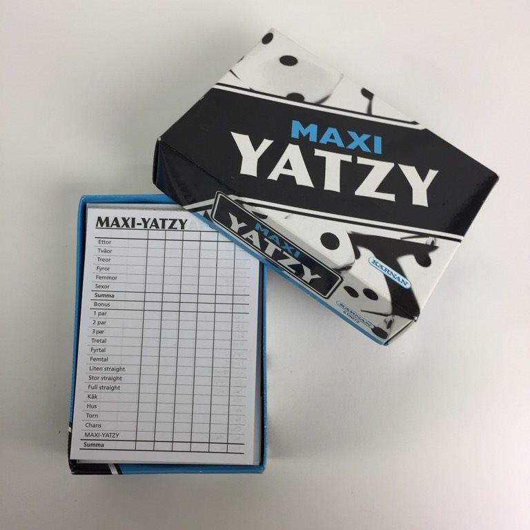 Bildresultat för maxi yatzy