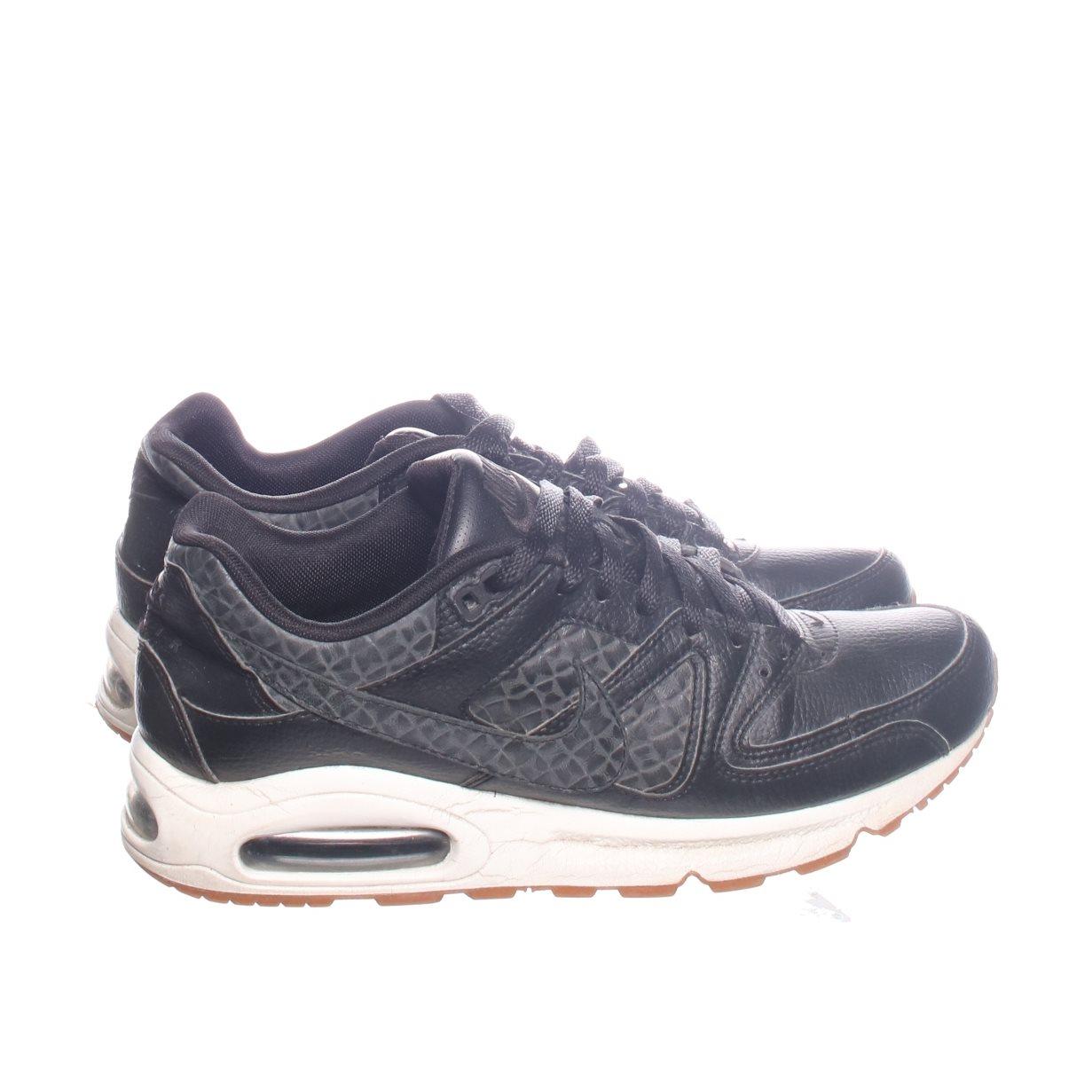 san francisco 34aec 6987c Nike Air Max, Sneakers, Strl  42, Svart, Skinn