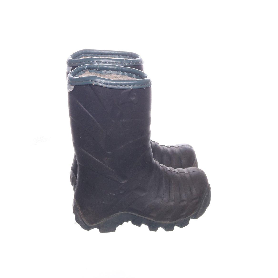 f3ed2b511c4 Viking, Gummistövlar, Strl: 21, Svart (354417565) ᐈ Sellpy på Tradera