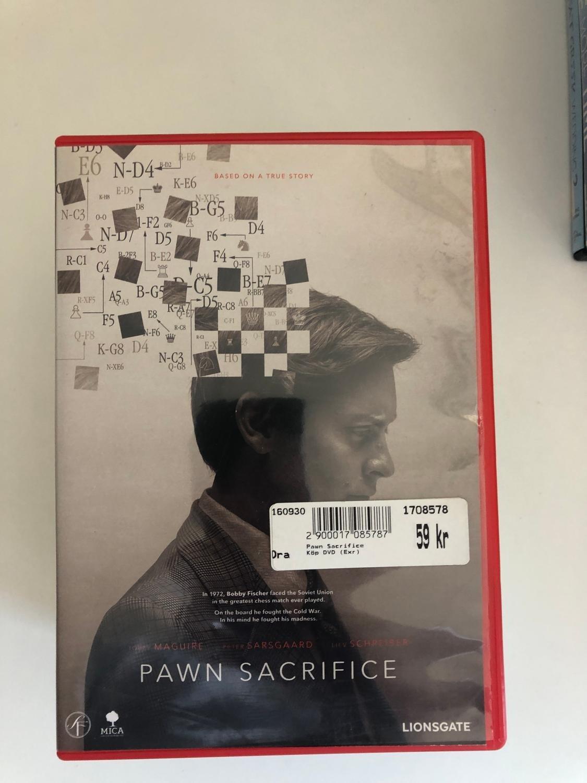 Pawn sacrifice release date