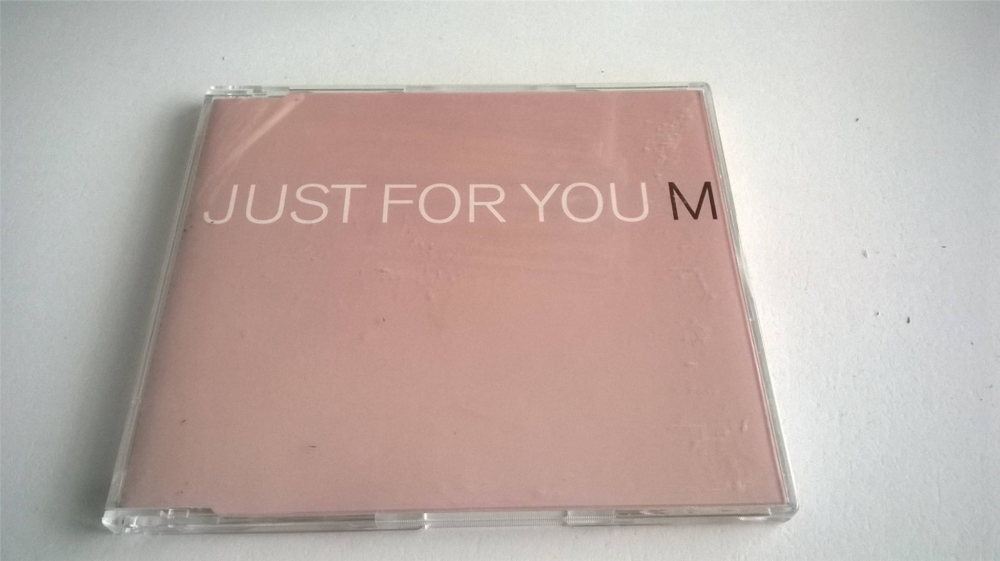 Just For You -  M People, Single, CD