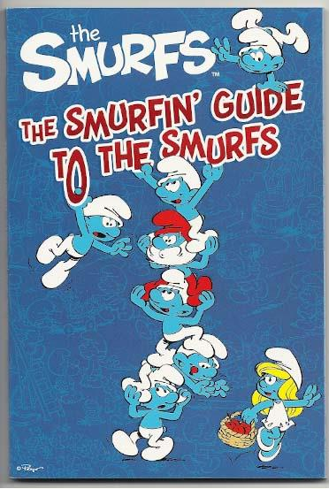 Smurfs - The Smurfin' Guide to The Smurfs Digest NM Ny Import