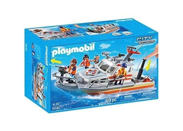 Playmobil Coast Guard 5540