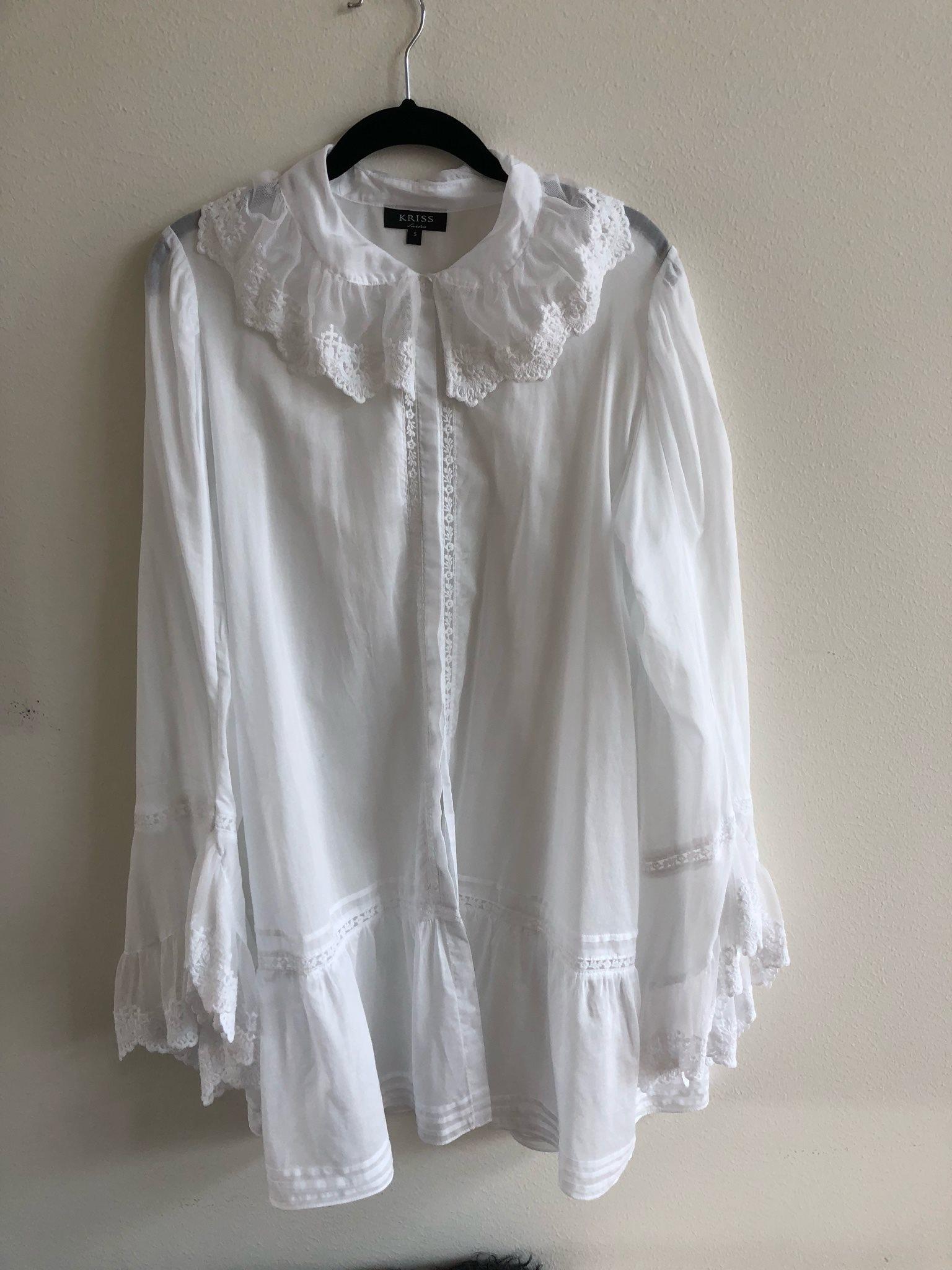 Storskjorta Tunika från KRISS (328144627) ᐈ Köp på Tradera 386d0debac3e5