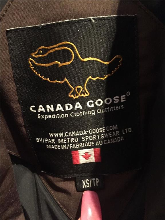 Canada Goose Kängor