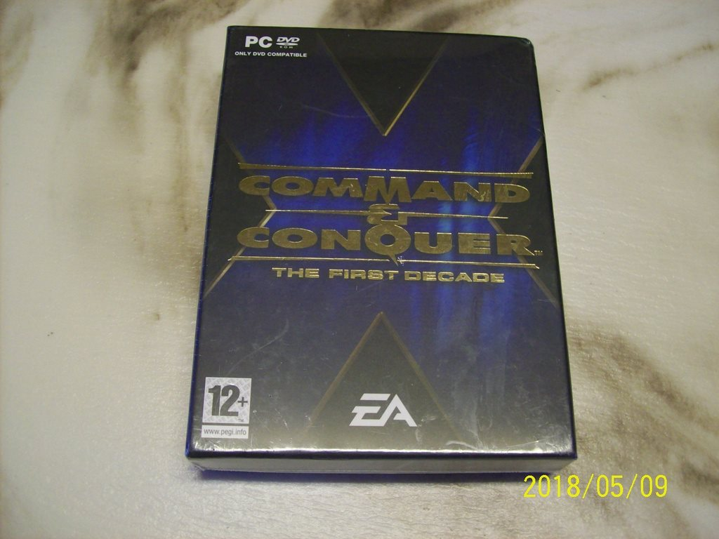 Command & Conquer - The first decade - N   (311184150) ᐈ