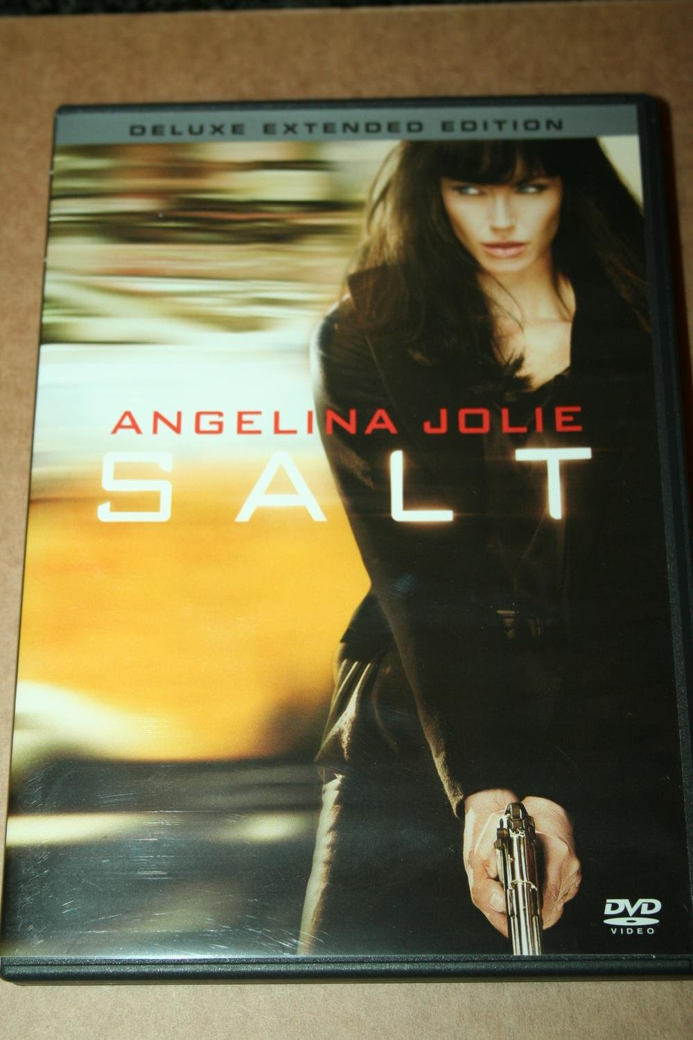 Salt - Deluxe Extended Edition (DVD)