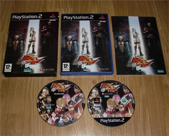 PS2: King of Fighters Maximum Impact (Limited Edition) ★