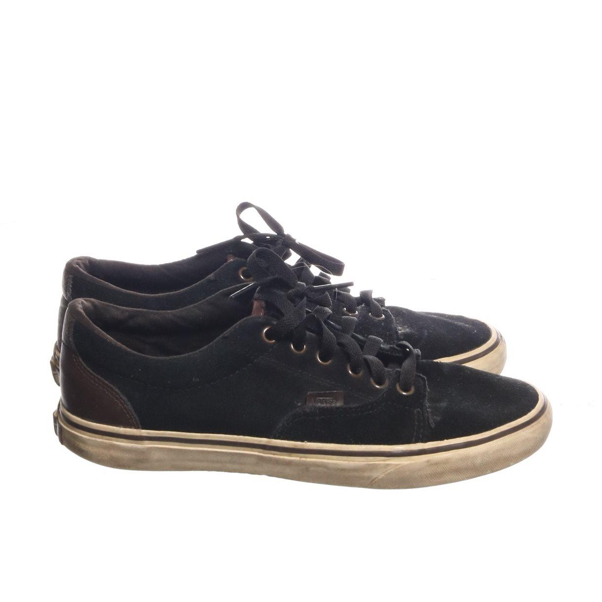 svarta mocka sneakers