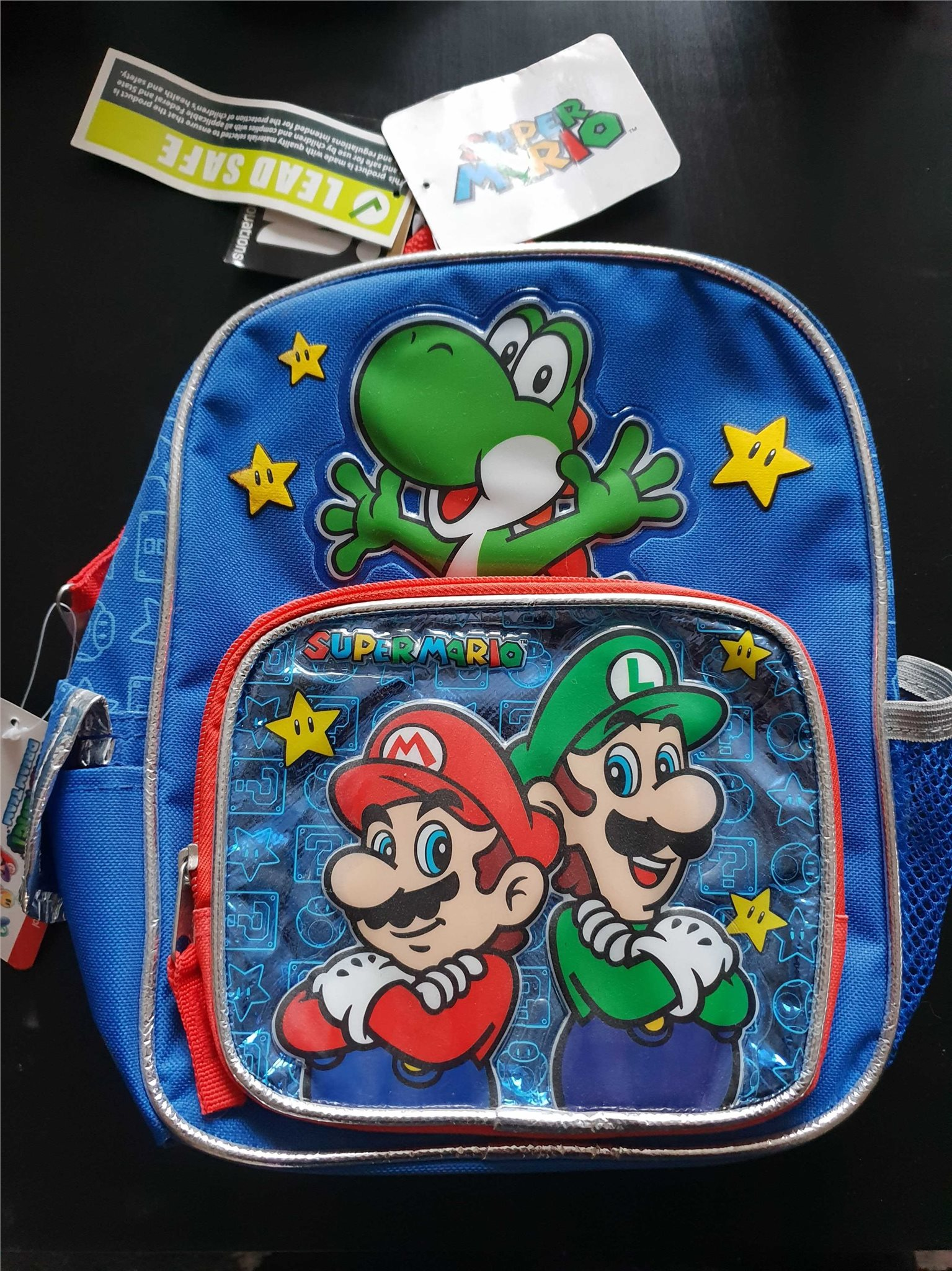 Super Mario-väska (335741491) ᐈ Köp på Tradera 80a41d33f99fe