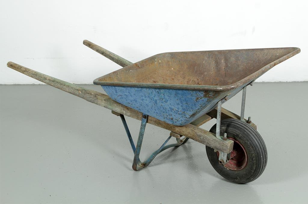 Välkända Skottkärra - BF 90 - Cement - skott.. (341639669) ᐈ Auktionsbyra QT-48