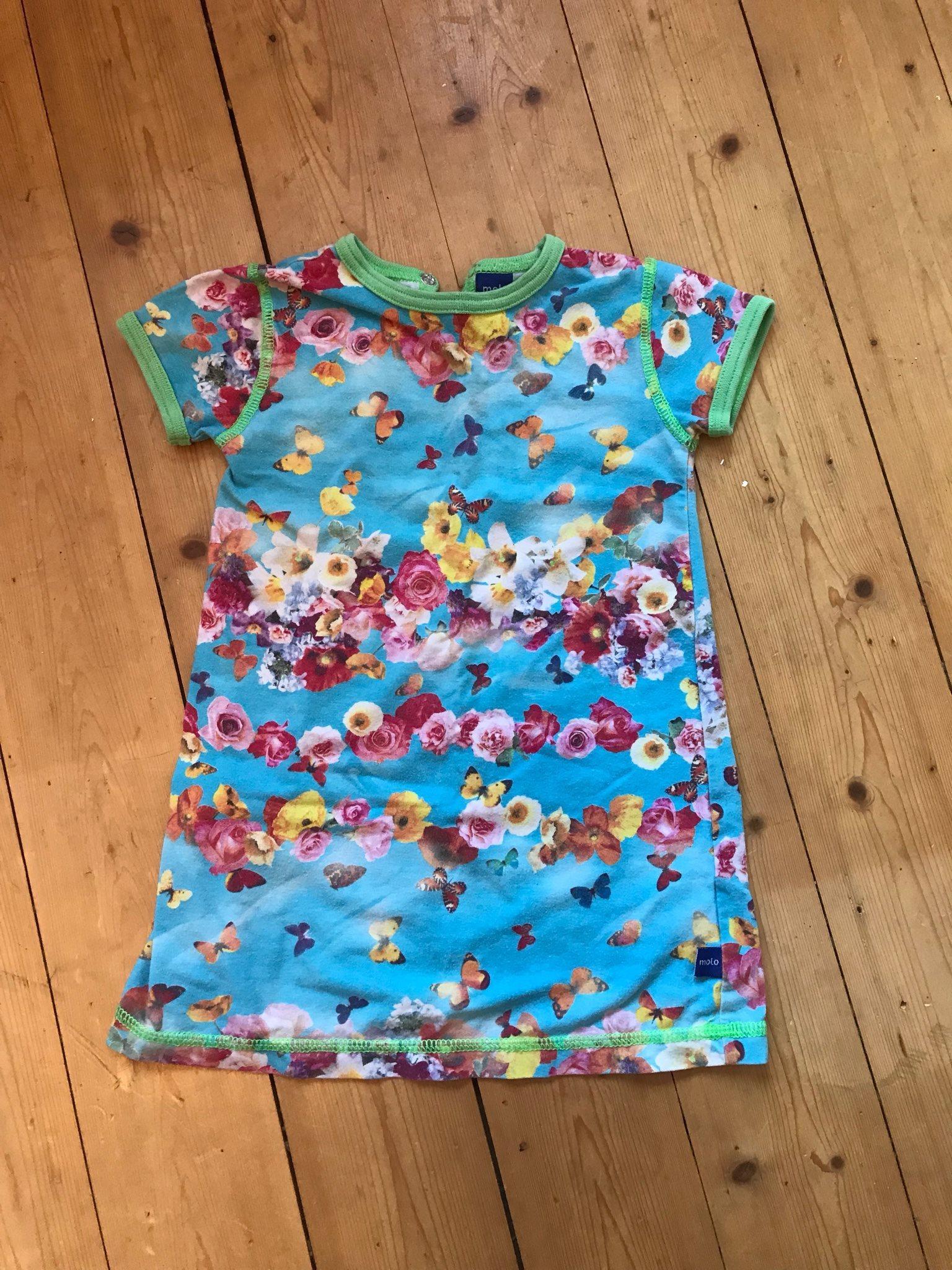 1f4148b317ff Molo klänning strl 80 (327826023) ᐈ Köp på Tradera