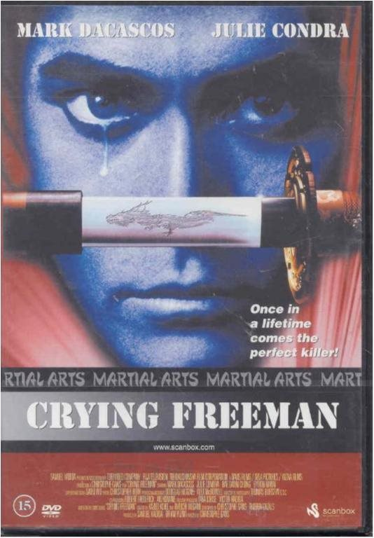 Crying Freeman - Mark Dacascos - Svensk text