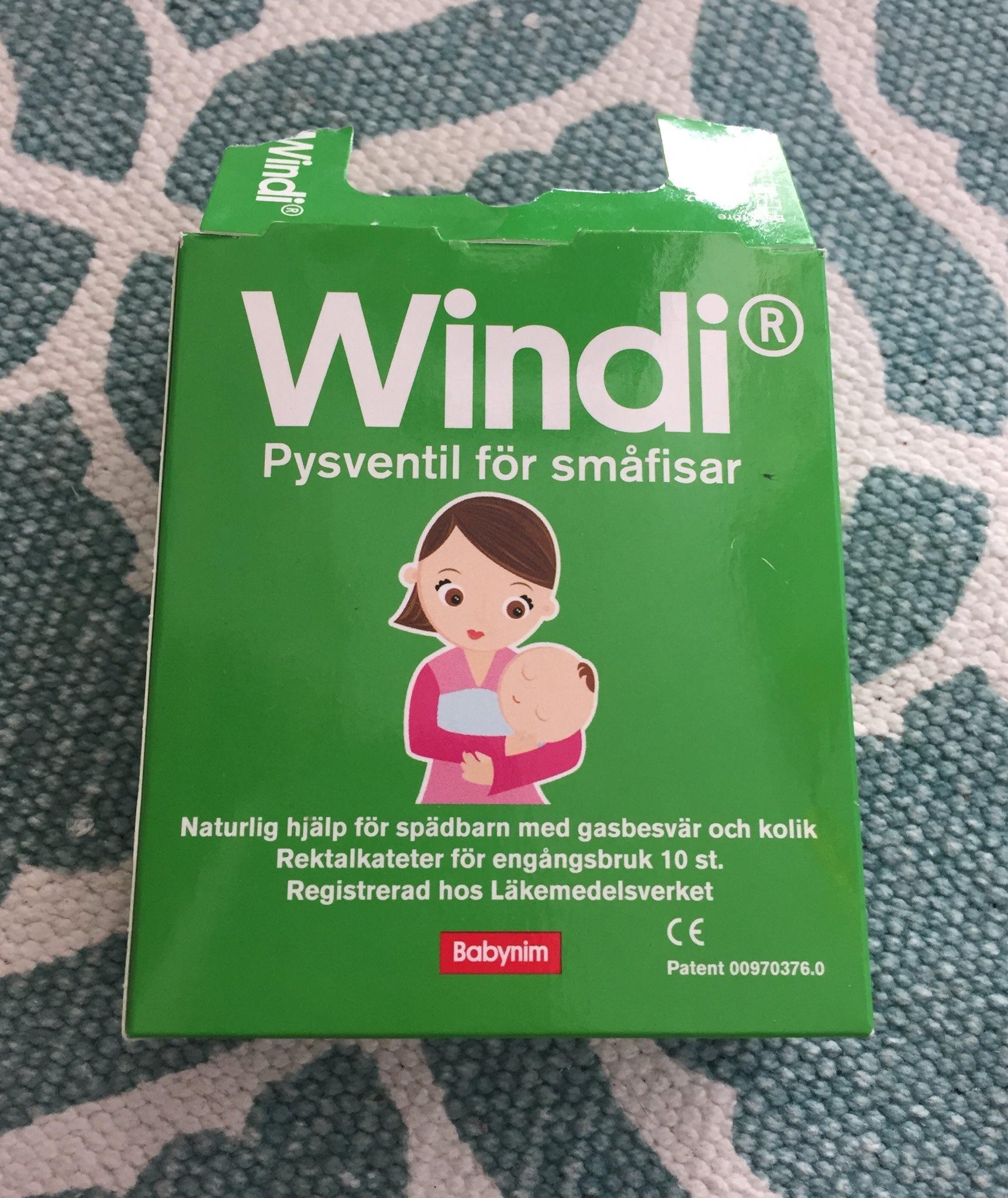 windi pysventil använda flera gånger