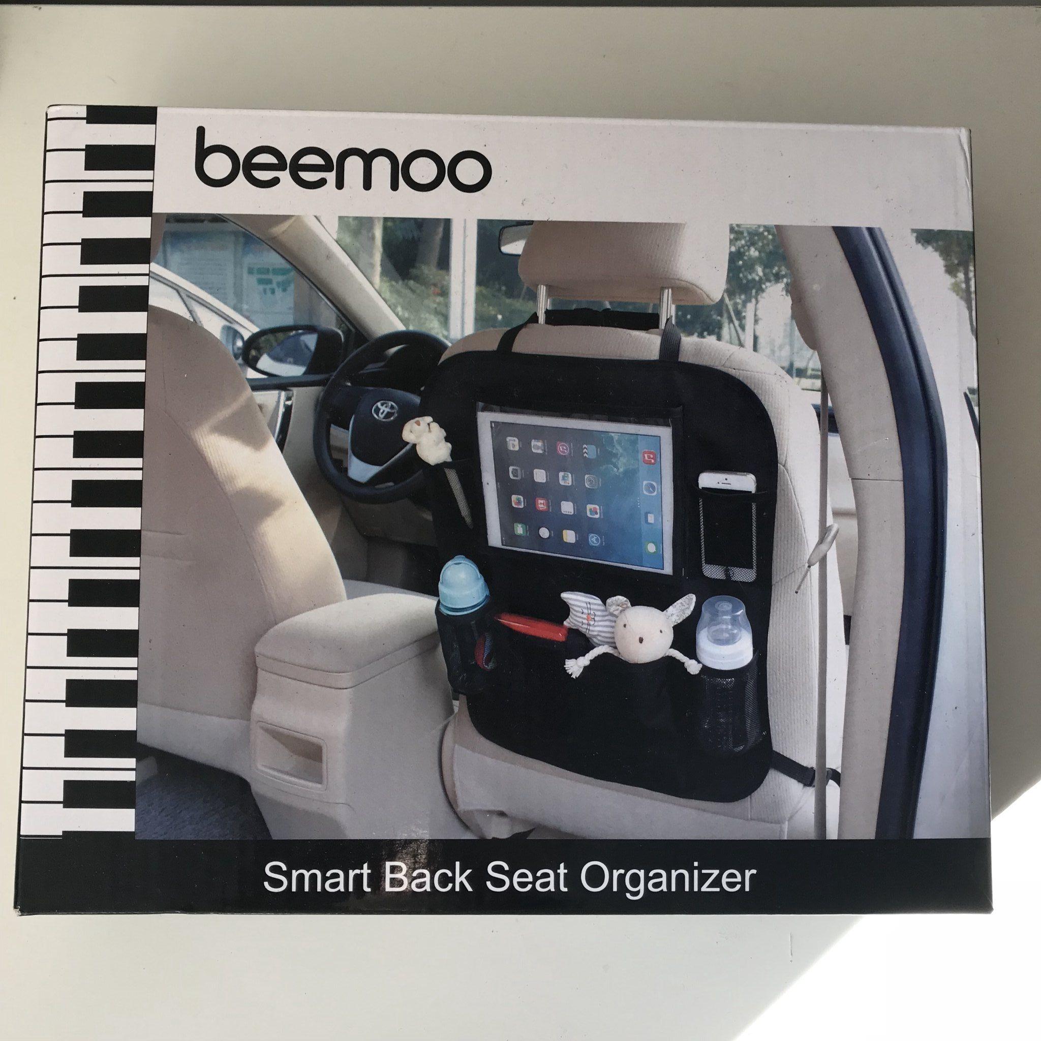 110168051f1 NY OANVÄND Beemoo, Smart back seat organizer (341663394) ᐈ Köp på ...