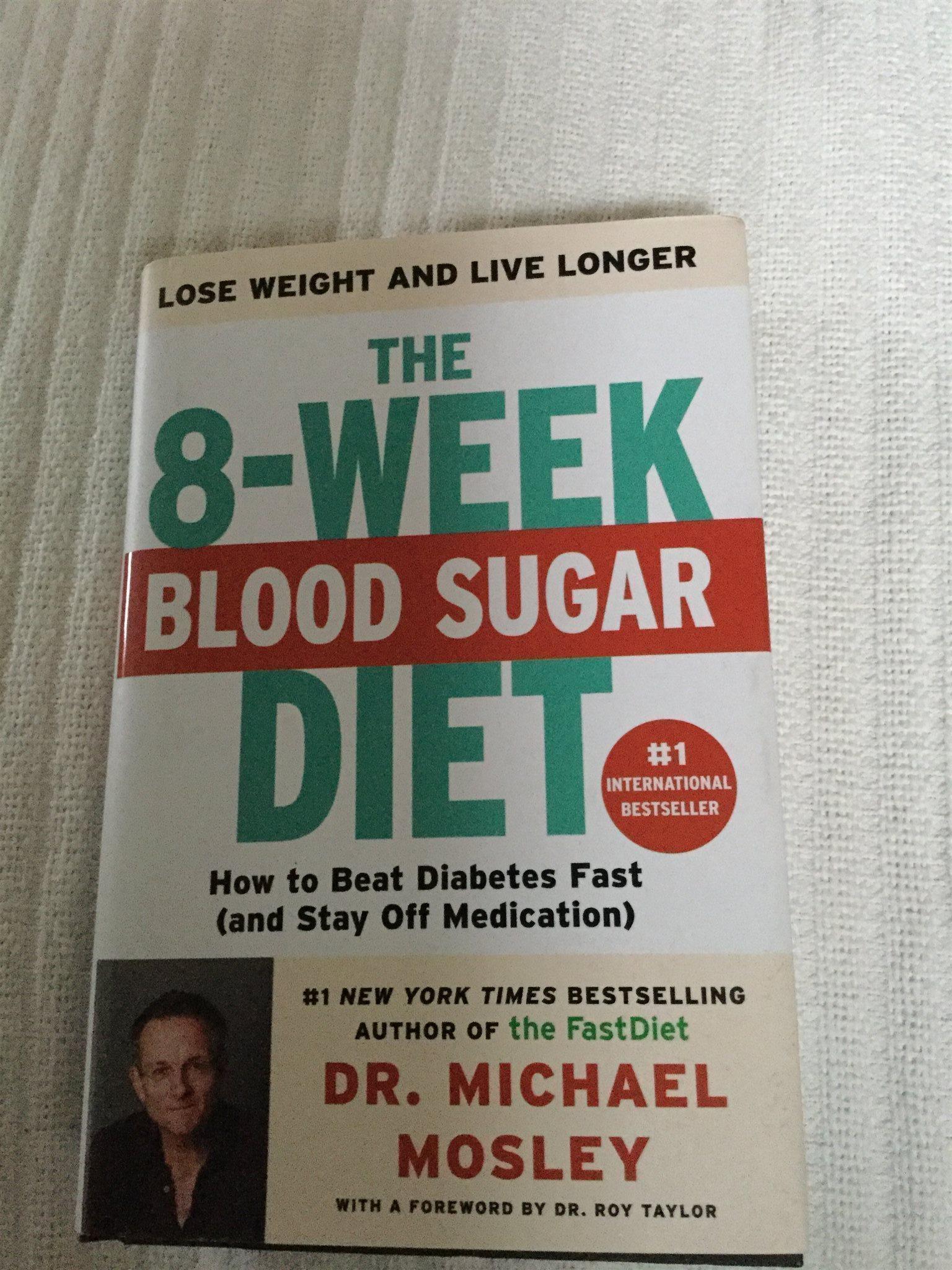 mosley blodsocker diet
