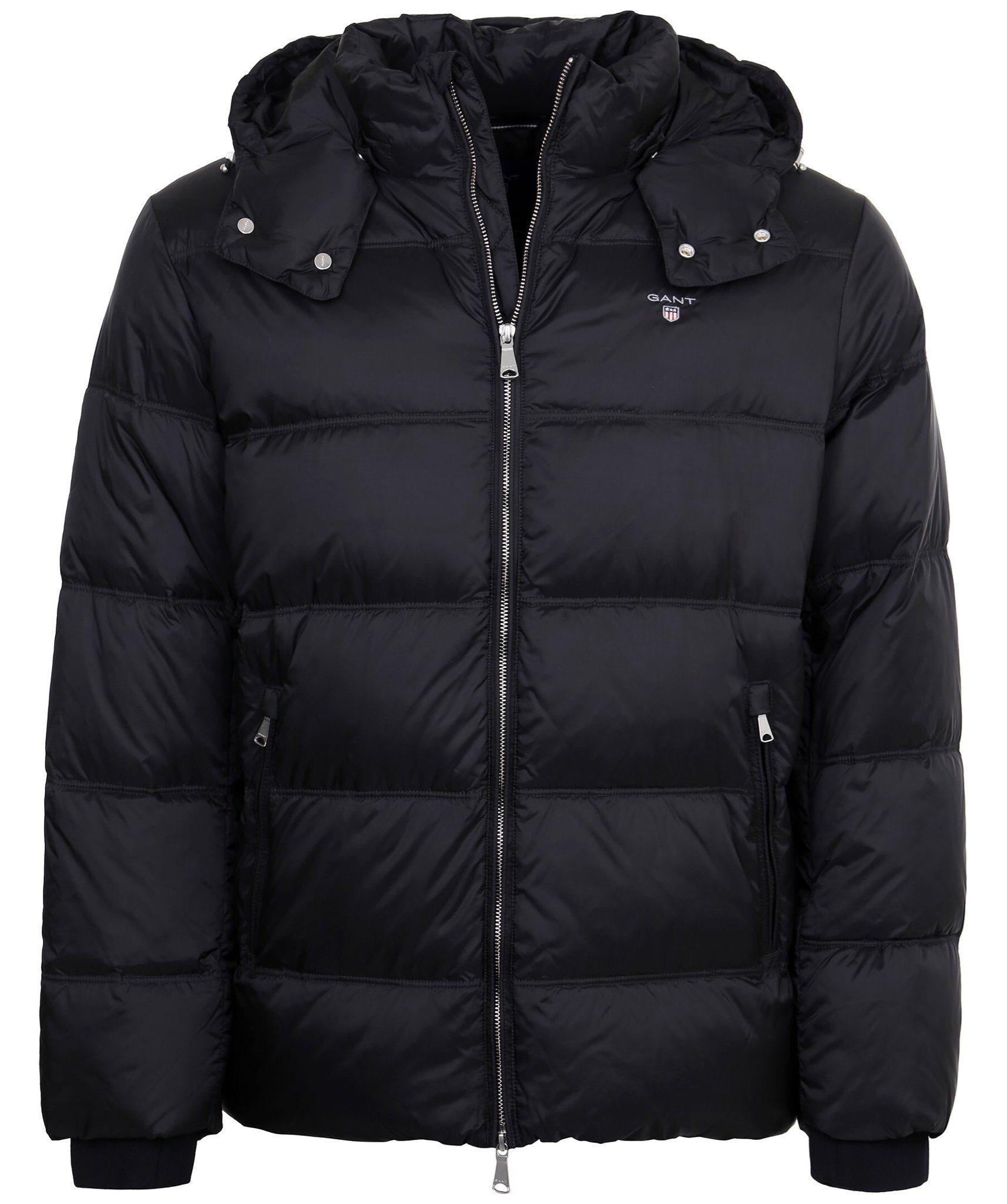 8e9f73ab816 Gant dunjacka Alta Down Black S (339237338) ᐈ Köp på Tradera