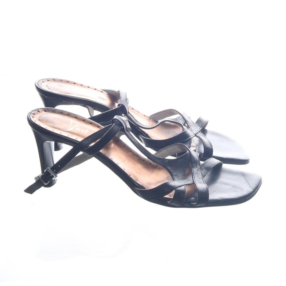 Nilson Shoes Sandaler Sko Skinn Svart   Παπούτσια