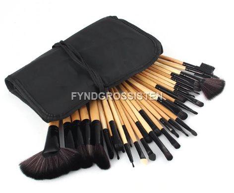 Sminkborstar Makeup Borstar 32st .. (320938213) ᐈ FyndGrossisten på ... 063c470dee080