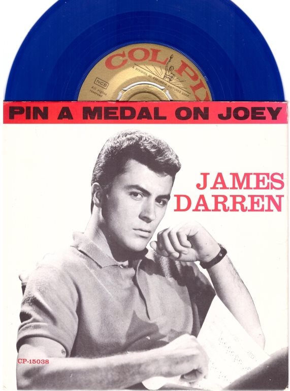 JAMES DARREN    EP