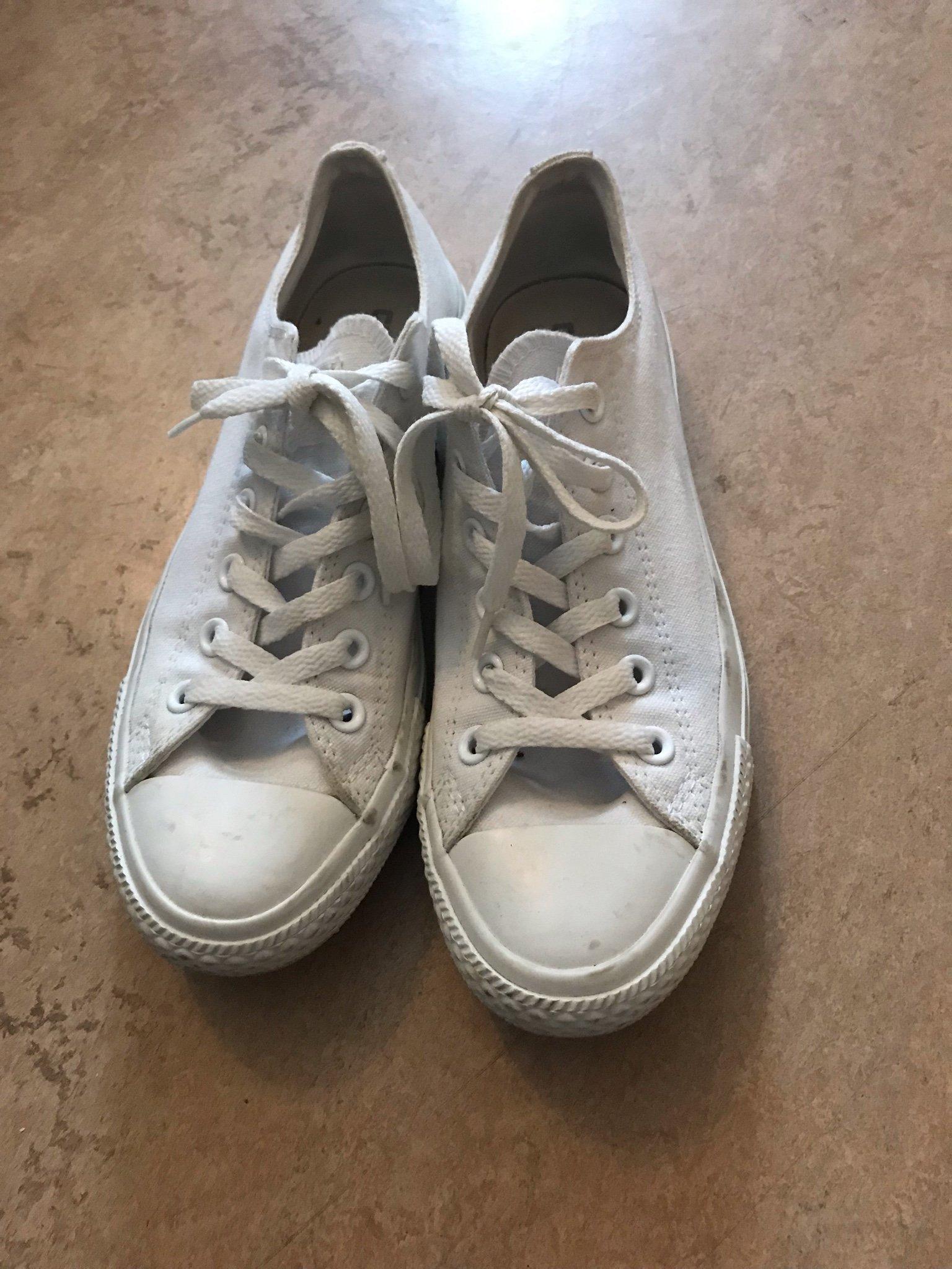 e8d09122650 Converse all star skor str 39 (354400360) ᐈ Köp på Tradera