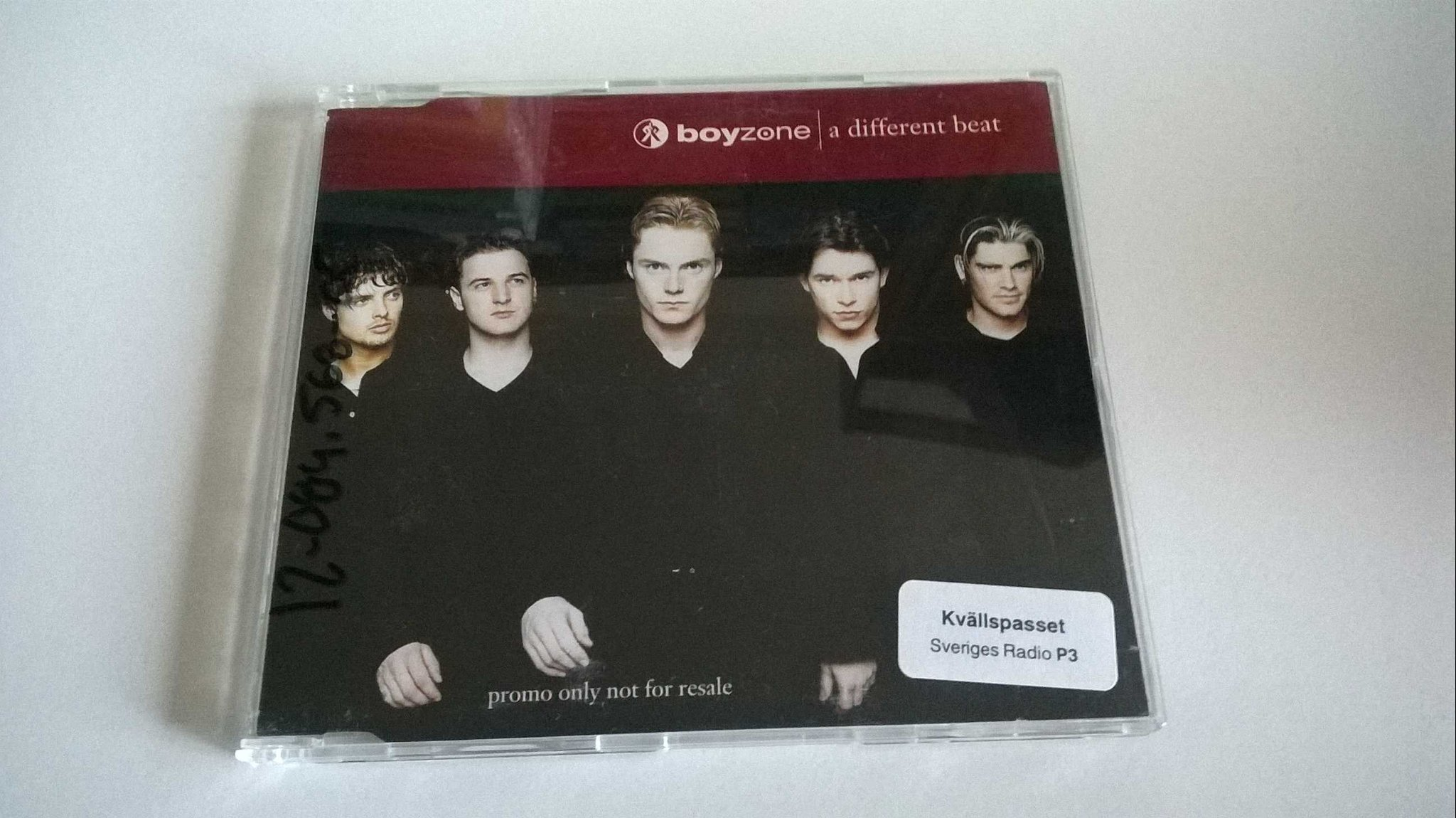 Boyzone - A Different Beat, CD