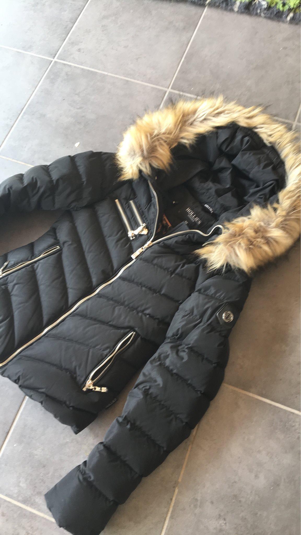 Chelsea jacka med pals