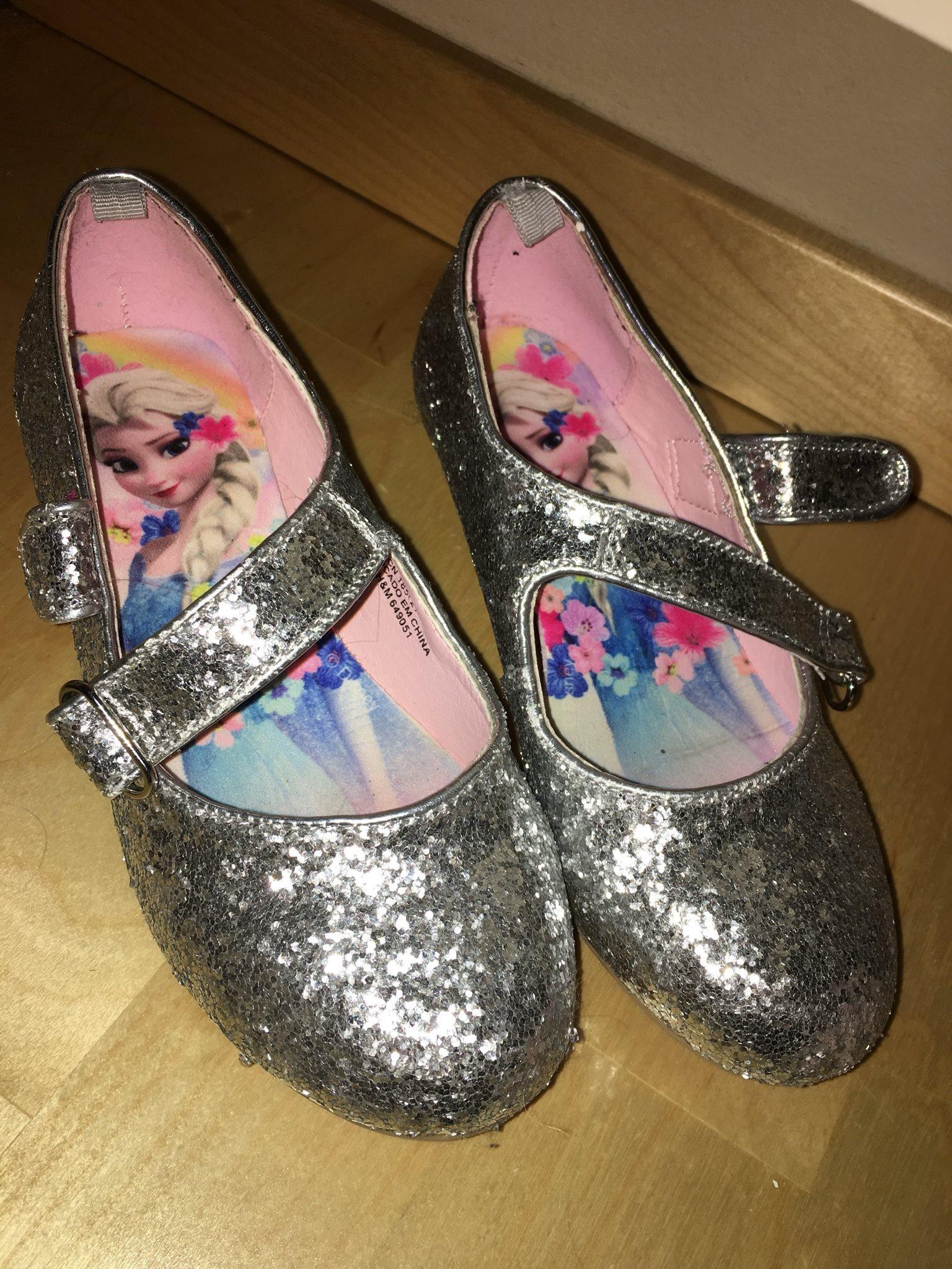 frozen elsa skor