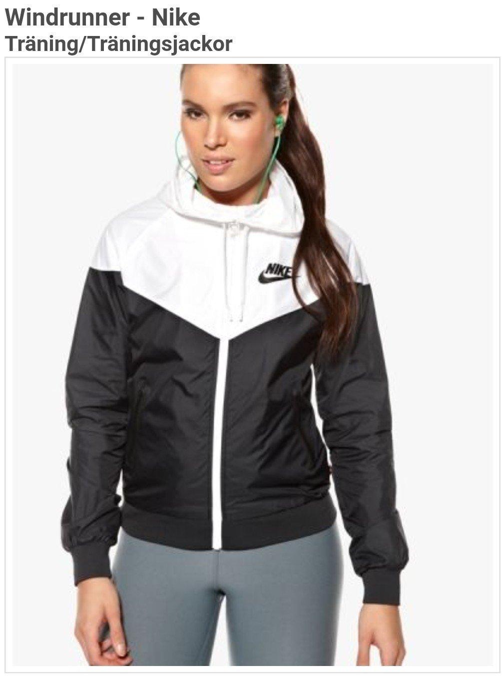 Del Sur Inmigración Matemático  Tränings/vindjacka från Nike (394259878) ᐈ Köp på Tradera