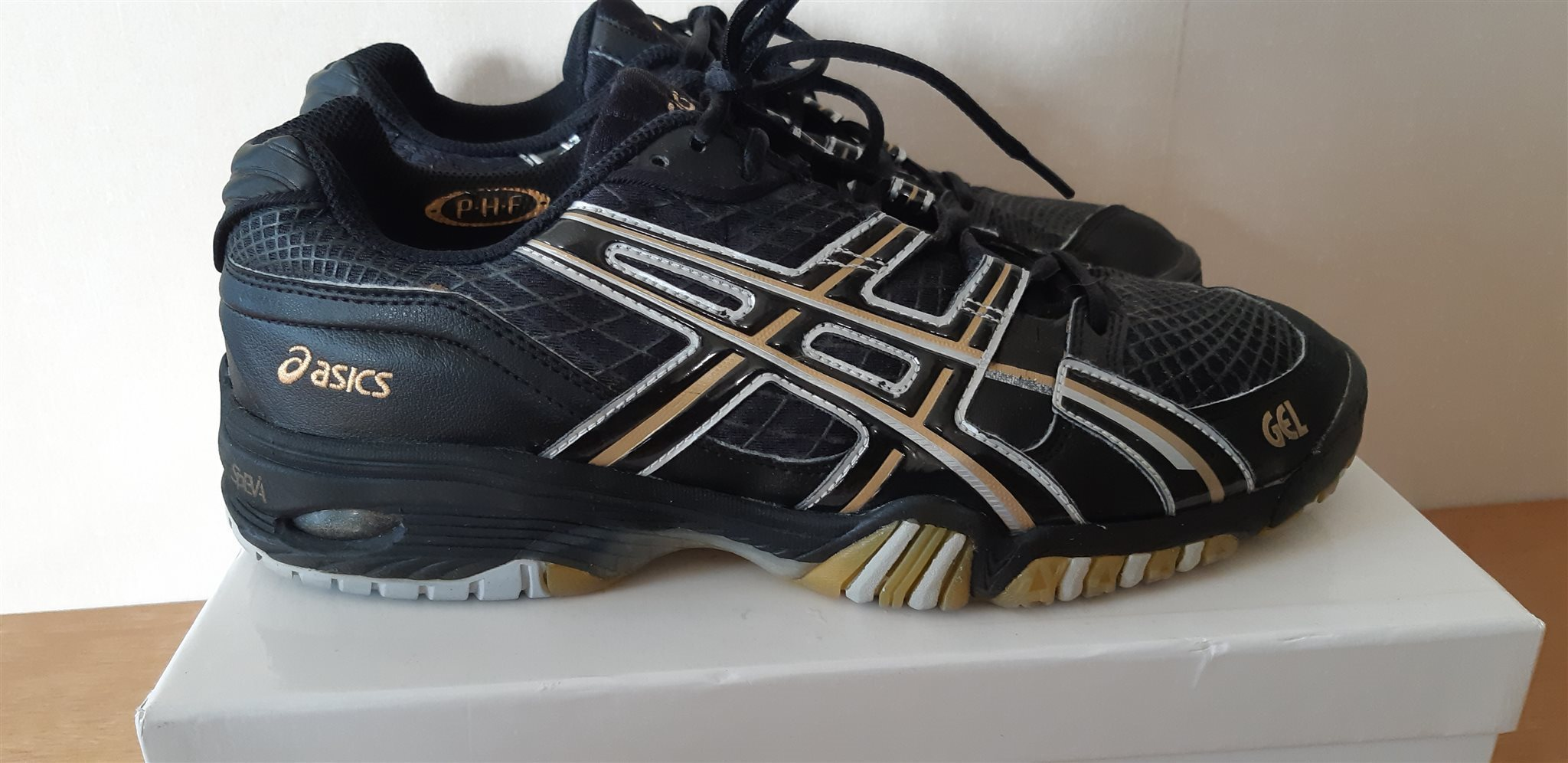 competitive price a5565 8e311 closeout nike air zoom vomero 12 e5f7d 12db8  low price coupon for asics  gel träningsskor sportskor sneakersskor strl. 44 28 96234 78e15 946ae