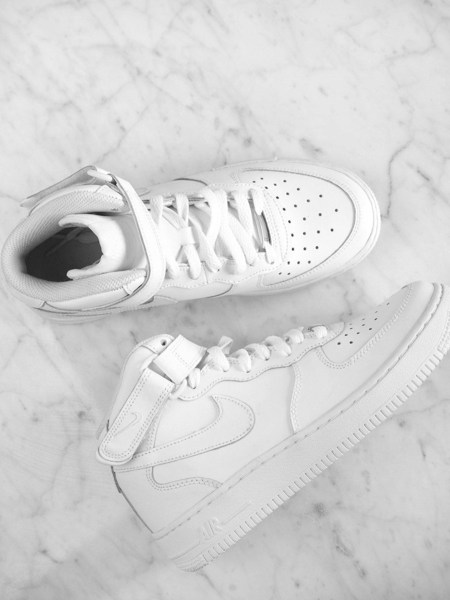 grossiste a3ee0 35b4e Nike air force 1 sneakers Zalando (345940770) ᐈ Köp på Tradera