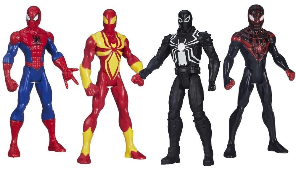 spiderman leksaker