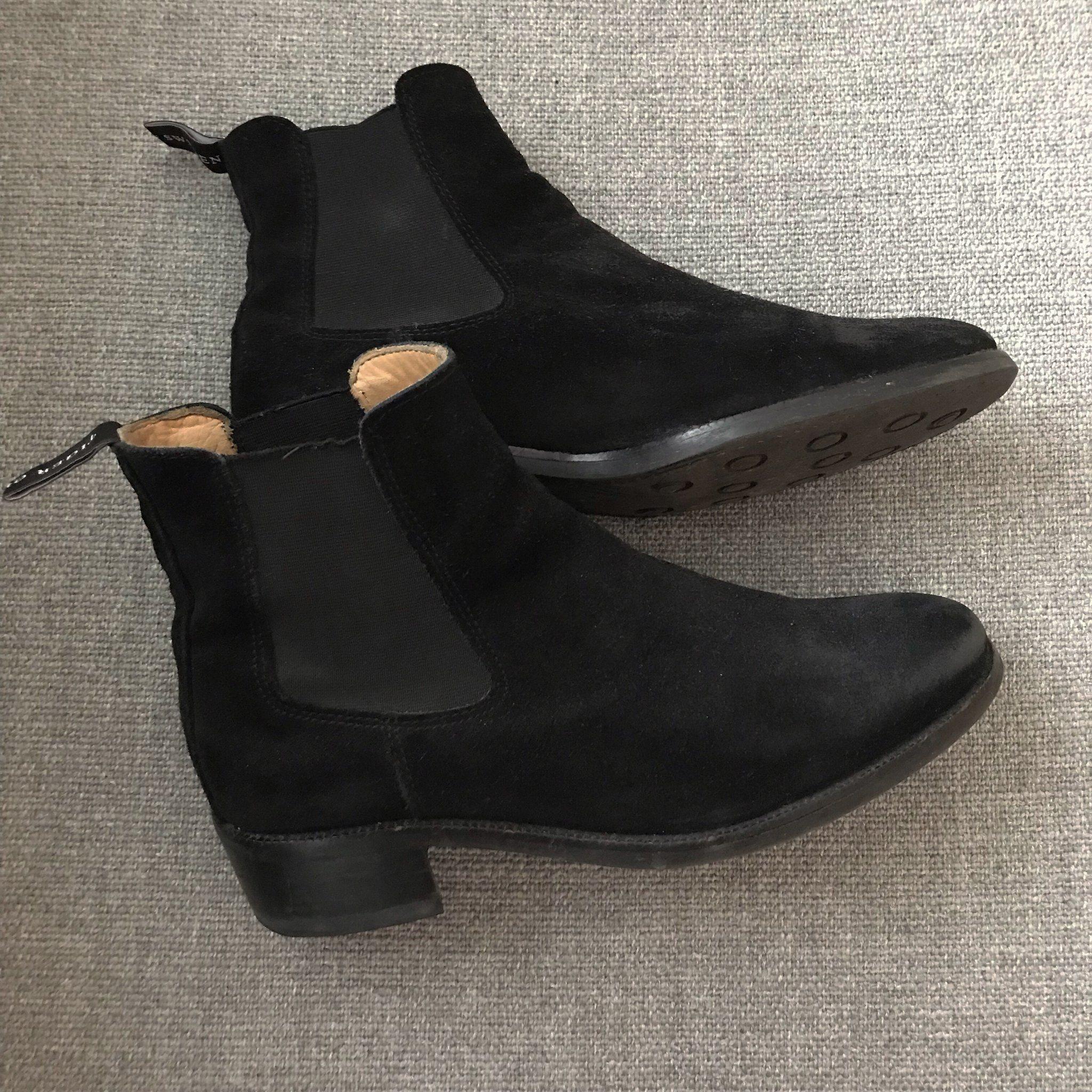 boots i mocka