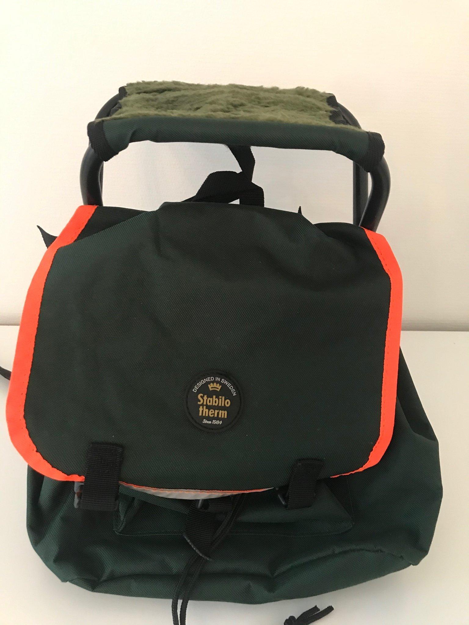 Stabilo Therm knatte barn ryggsäck med stol