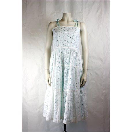 049d17129c81 Vintage klänning vit