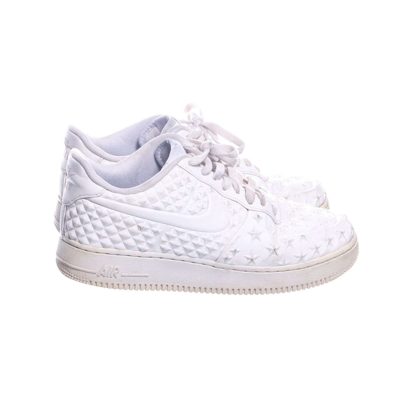 size 40 8bfb6 63600 Nike, Sneakers, Strl  42, Air Force 1 Indepence Day, Vit