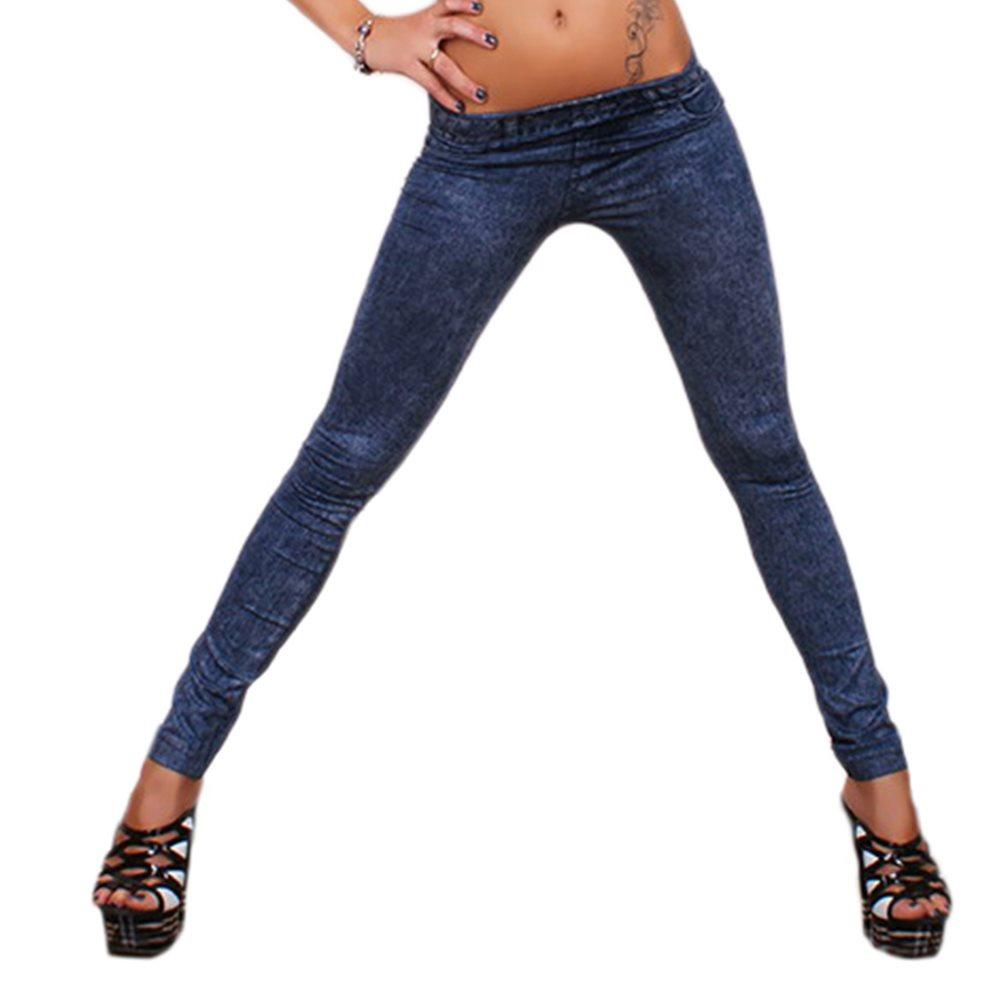 Jeansleggings Storlek: Storlek: Storlek: One Size (S-M) (34-40) 3087d1