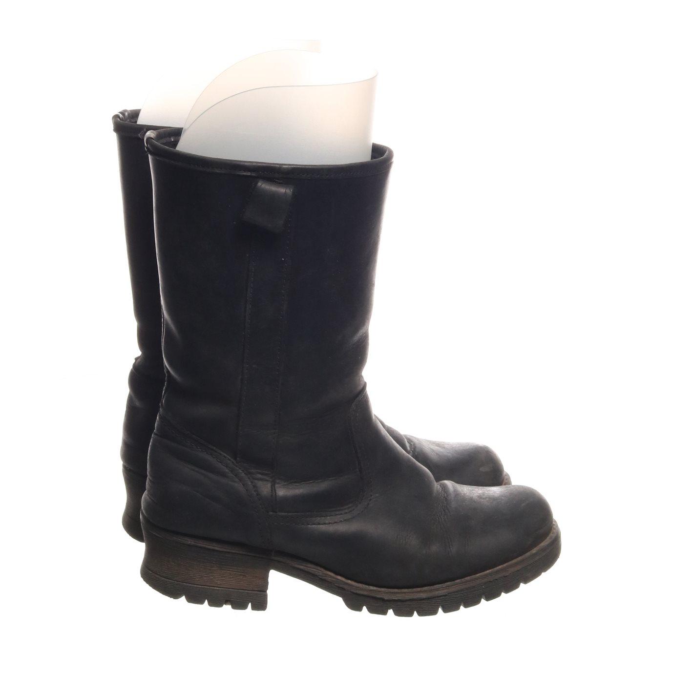 99ee172edca Roots, Boots, Strl: 37, Svart (336504640) ᐈ Sellpy på Tradera