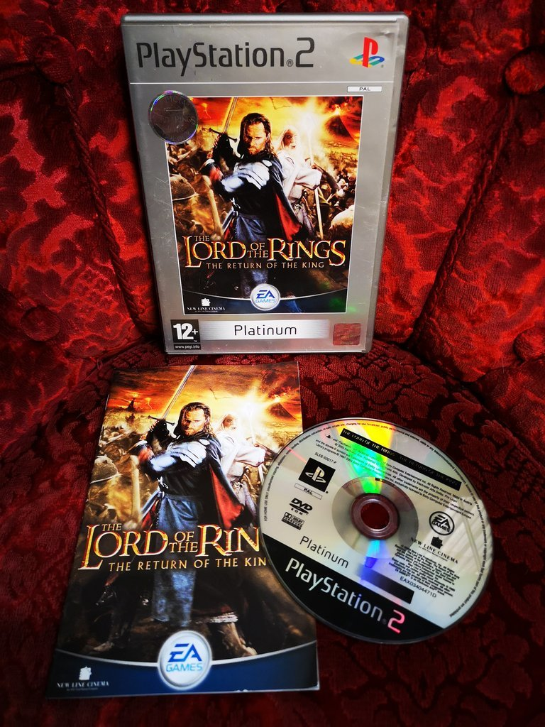 Lord of the Rings the Return of the King / PS2 / Sony
