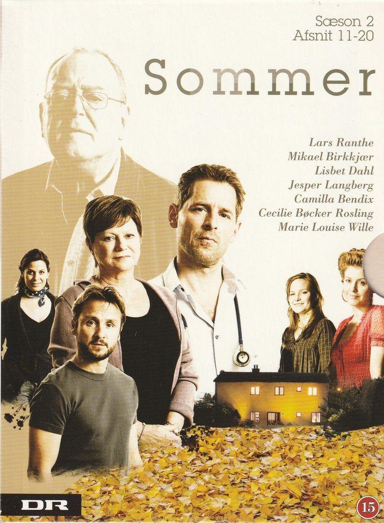 sommer dvd box
