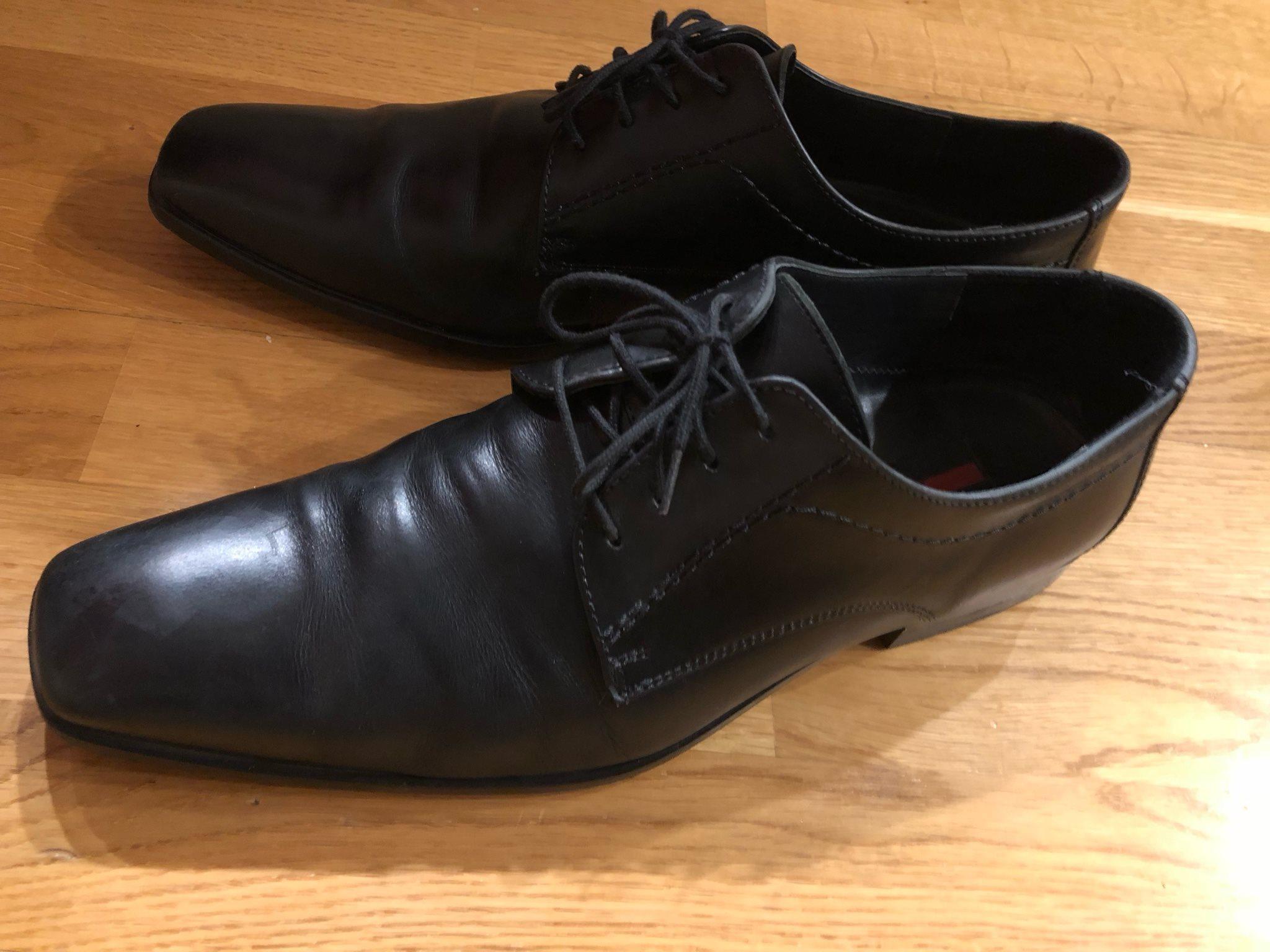 Herrskor Lloyd 42 svarta skor till kostym herr (333900684) ᐈ Köp på ... 819200321180d