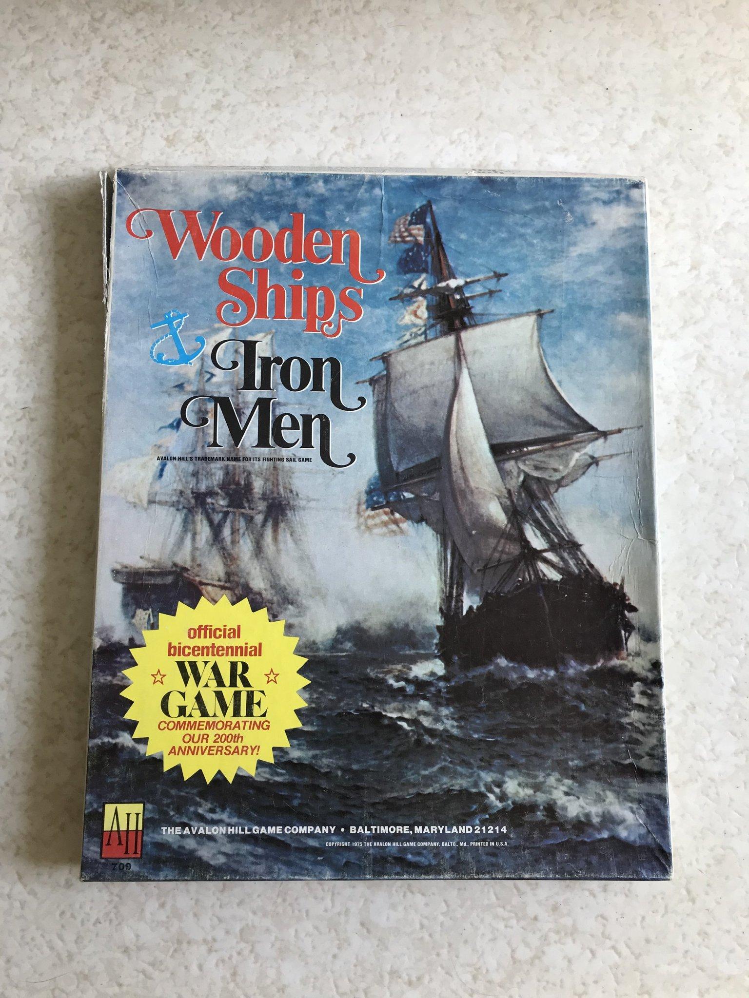 Wooden Ships Iron Men 359908474 ᐈ Köp På Tradera